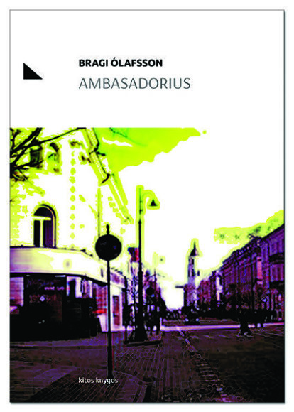 "Knygos ""Ambasadorius""  viršelis"