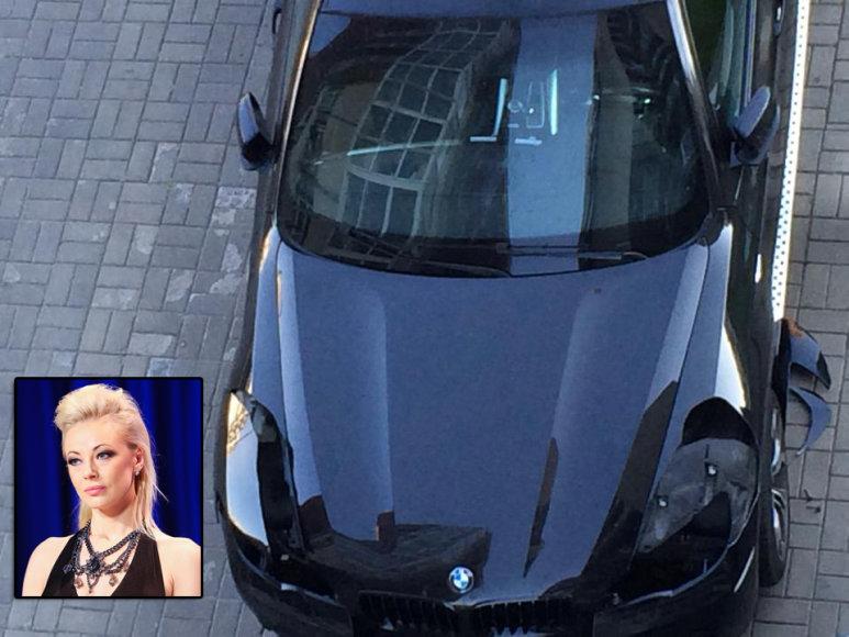 Vilijos Pilibaitytės-Mios BMW X6 suniokojo vagys