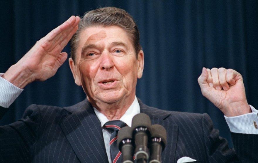 Ronaldas Reaganas