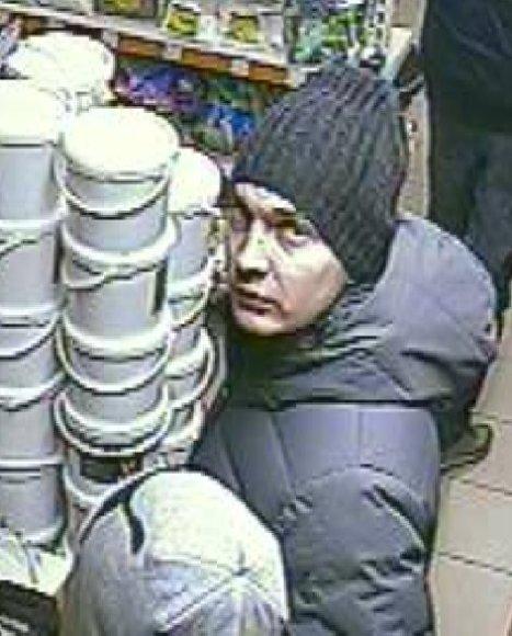 Prienų policijos ieškomas įtariamas vagis