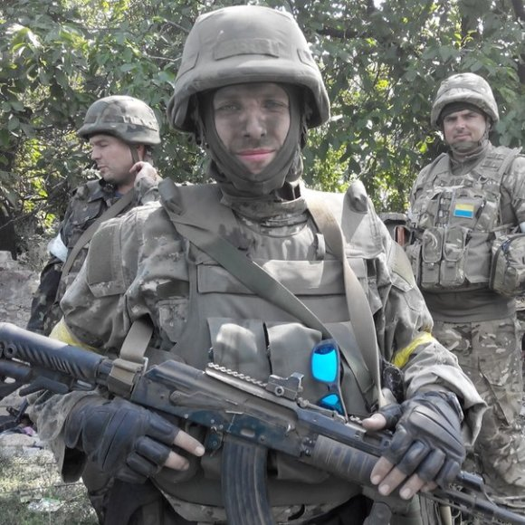 Ukrainos kariai Ilovaiske