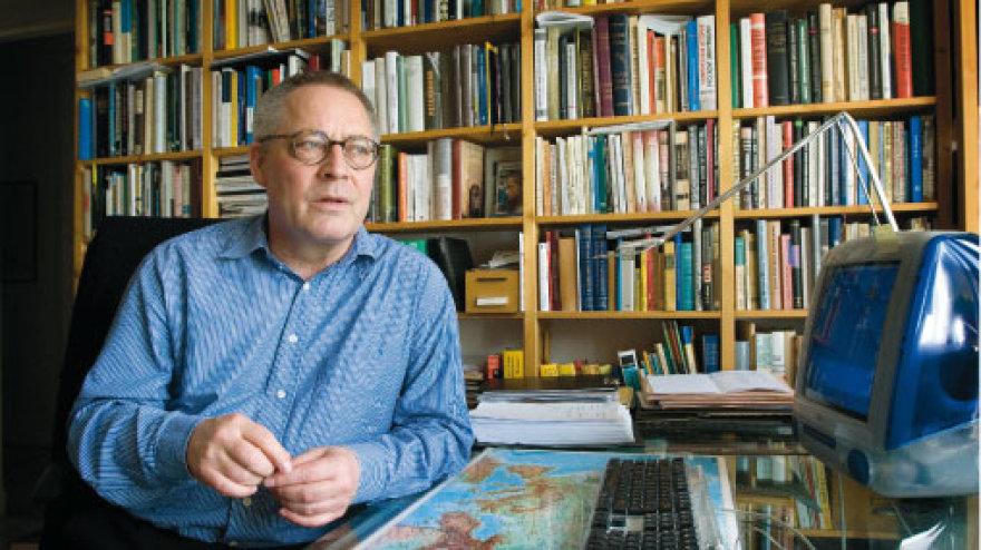 Vokietijos istorikas Karlas Schlögelis