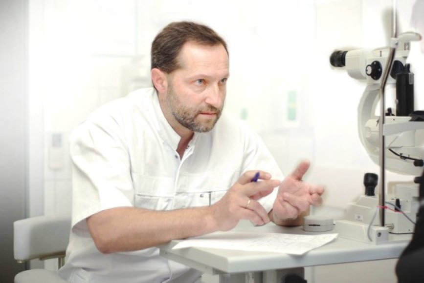 Akių klinikos Novoye Zreniye nuotr.