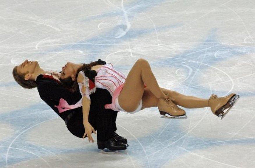 """""""Liepsnojantis ledas 2011"""" jubiliejų švęs arenoje Klaipėdoje."""