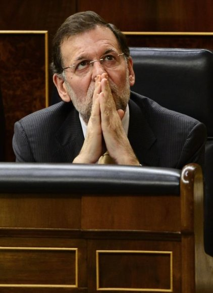 Mariano'as Rajoy'us