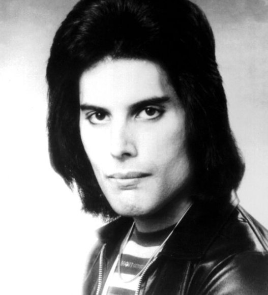 Britų pop žvaigždė Freddie Mercury