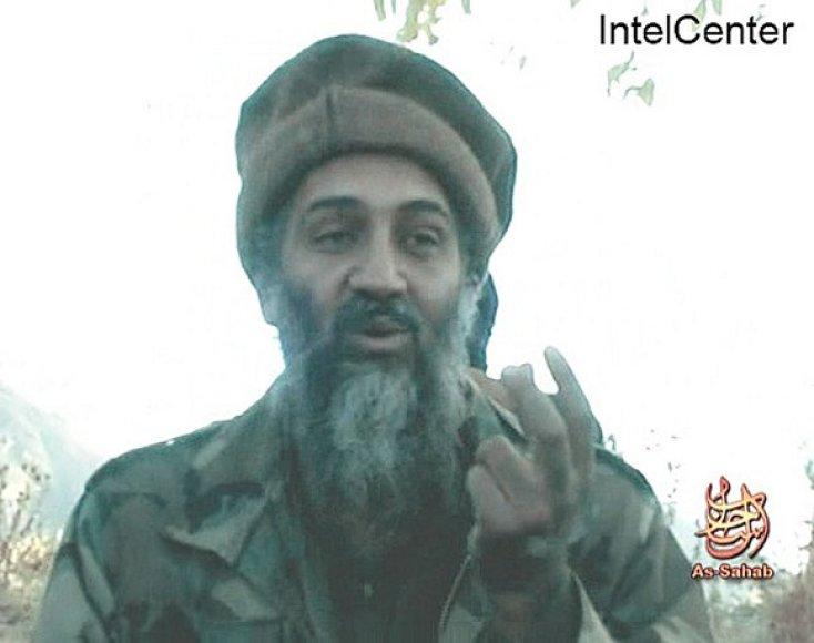 Osama bin Ladenas (2007 m. liepos 15 d.)