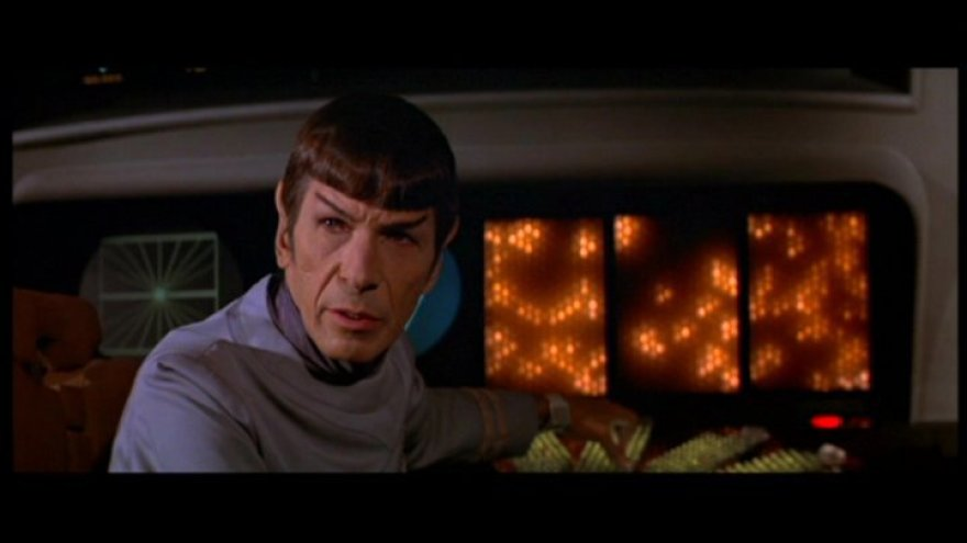 Leonardas Nimoy (Star Trek: The Motion Picture (1979)