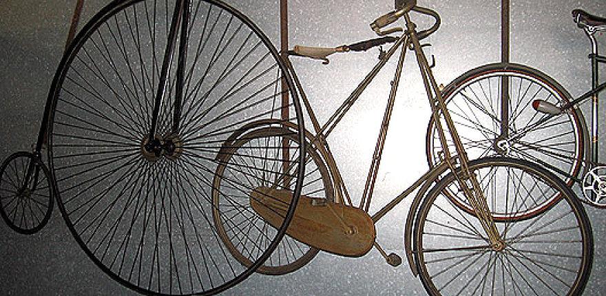 Senoviniai ir šiuolaikiniai dviračiai