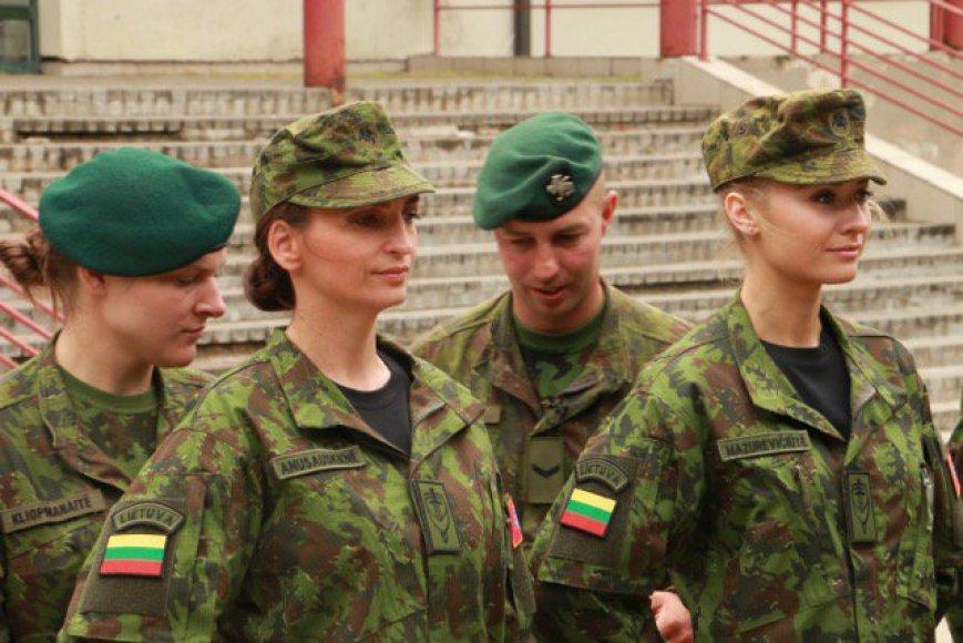 Jurga Anusauskienė ir Rūta Elžbieta Mazurevičiūtė