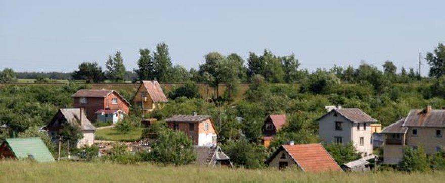 Kauno rajone yra apie 170 sodininkų bendrijų, čia savaitgaliais suvažiuoja daugybė miestiečių.