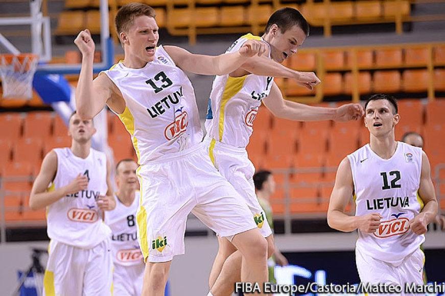 Lietuvos krepšinio jaunimo rinktinė