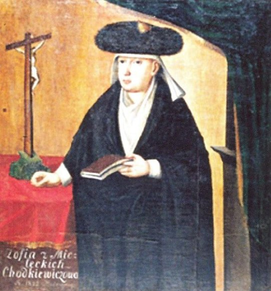 Zofija Chodkevičienė