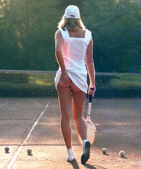 """1977 metais darytos """"Teniso merginos"""" nuotraukos kopijų parduota 2 milijonai"""