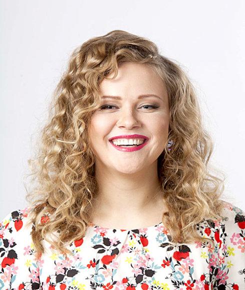 Laura Budreckytė CinAmono 5 vokalistė