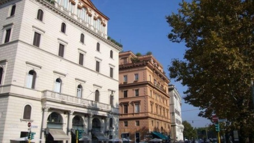 Blumenstihl rūmai Romoje