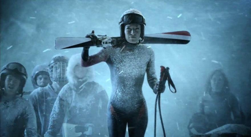 BBC vaizdo klipas pristato Sočio žiemos žaidynes