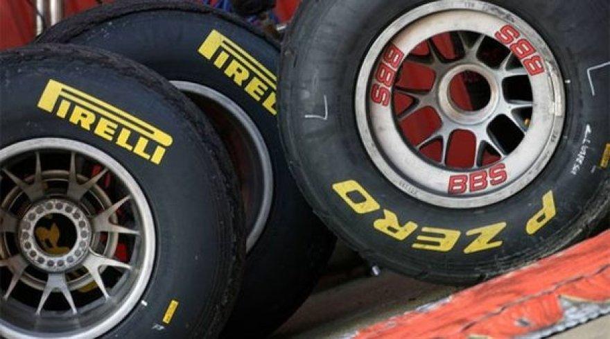 """""""Pirelli P-Zero"""" padanga"""