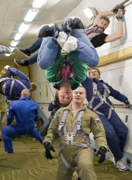 Nulinė gravitacija