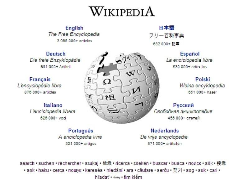"""""""Wikipedia"""""""