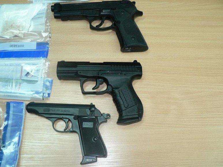 Pistoletai
