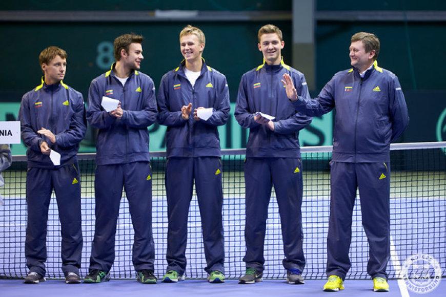 Lietuvos teniso rinktinė