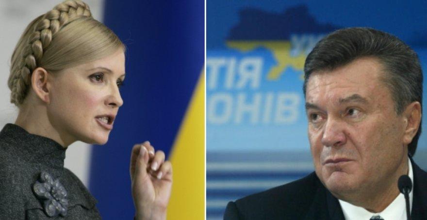 Didžiausią palankumą ukrainiečiai kol kas rodo V.Janukovičiui ir J.Tymošenko.