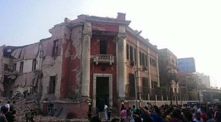 Sprogimas Kaire