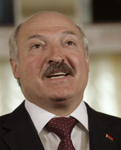 Valgevene president Aleksandr Lukašenka.