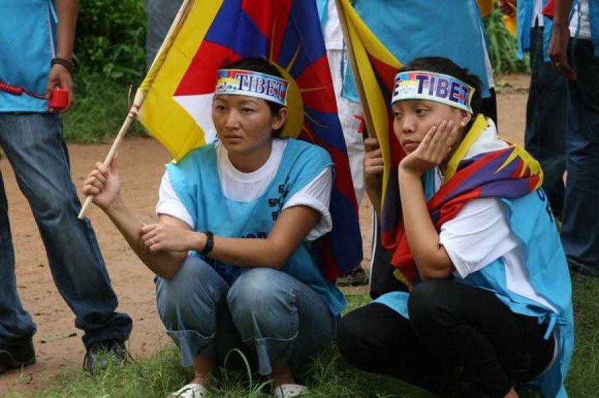 Tibetiečiai pabėgėliai Indijoje