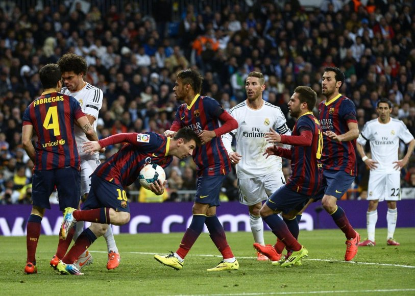 """""""El Clasico"""": """"Real"""" – """"Barcelona"""""""