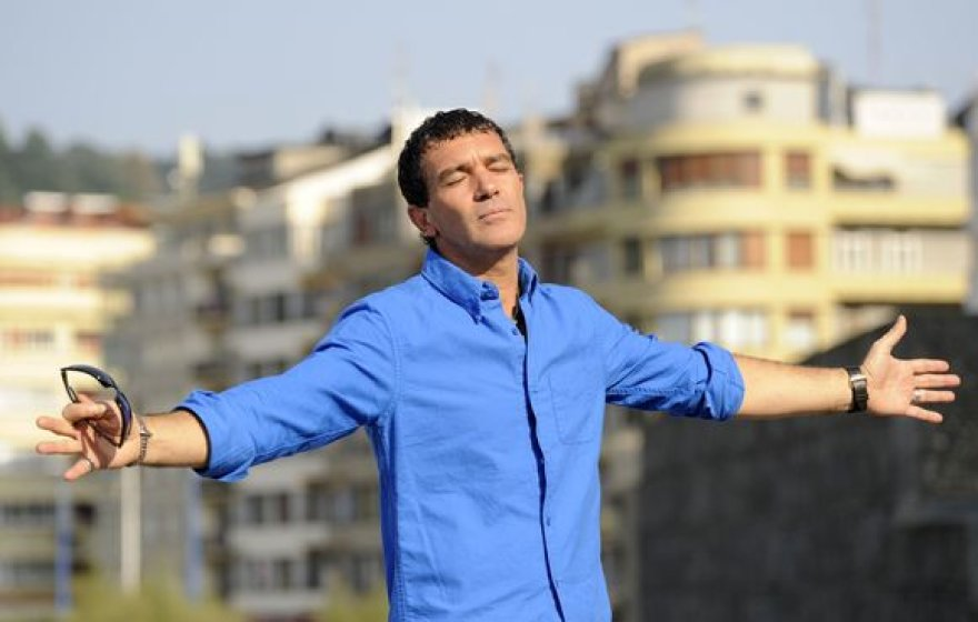 Aktorius Antonio Banderasas