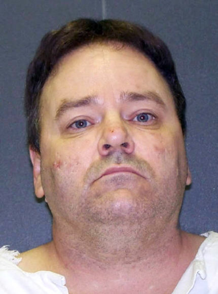 Lastemõrvar Tommy Lynn Sells.
