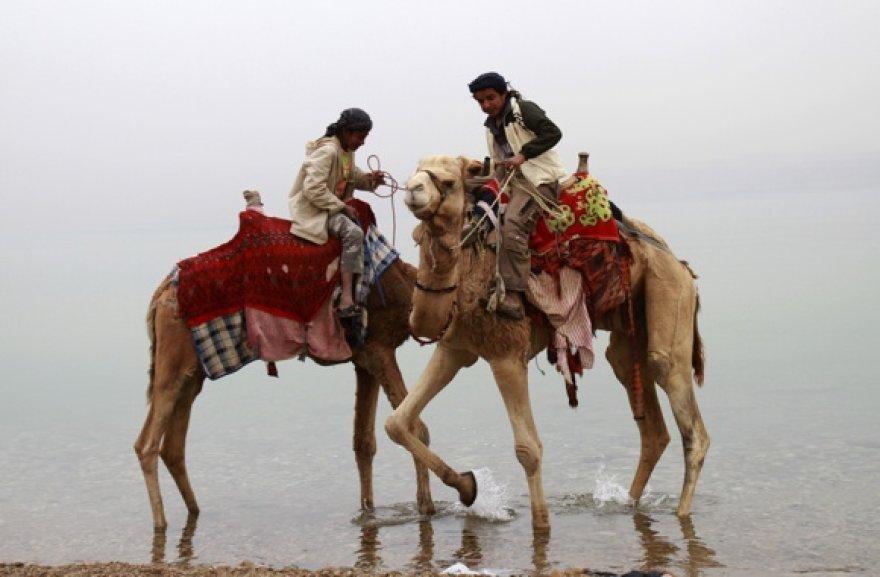 Kupranugariai Jordanijoje