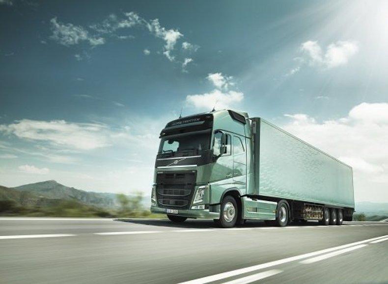 """Volvo Trucks"""
