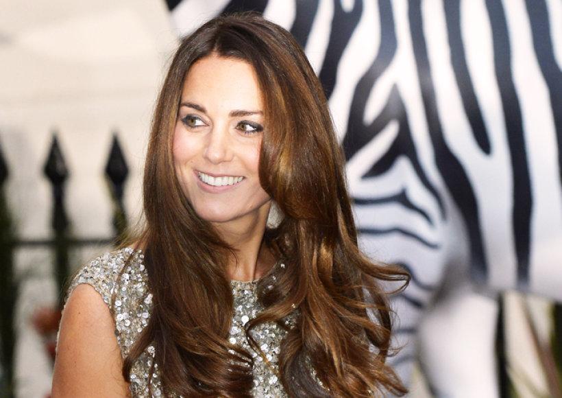 Kembridžo hercogienė Kate Middleton