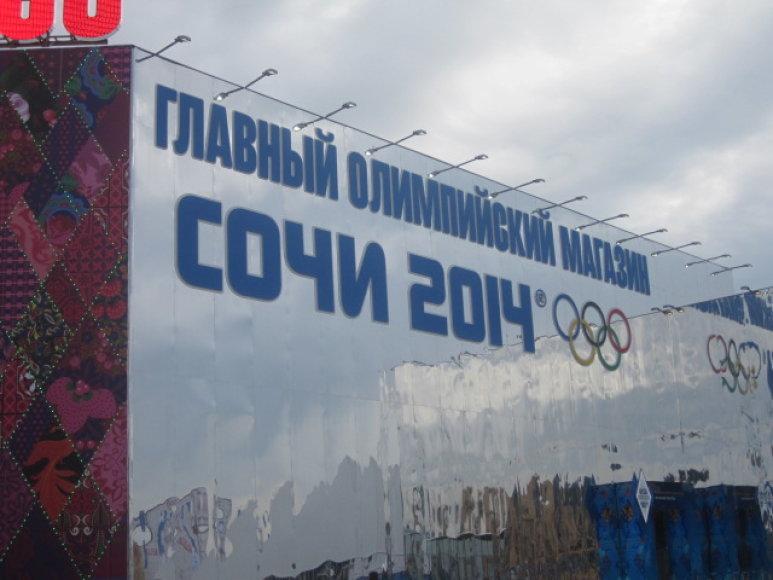 Sočio olimpinis parkas – gražių arenų ir olimpinės ugnies derinys