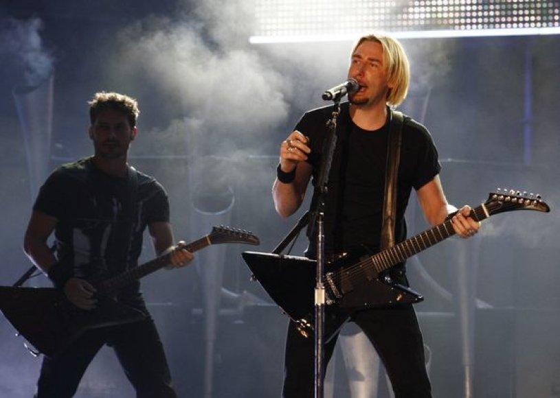"""Nickelback"""