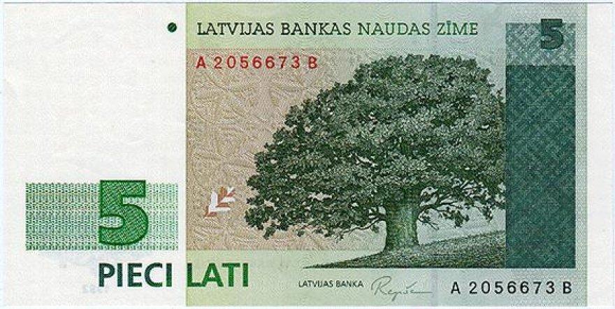 Latvijos latai