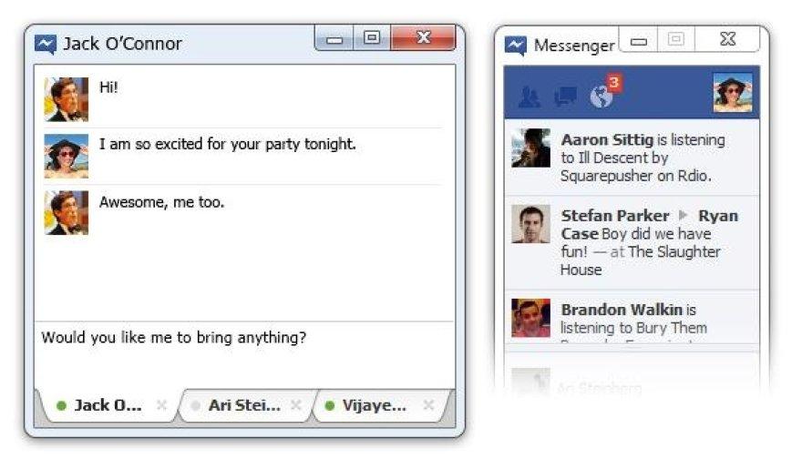 """""""Facebook Messenger"""""""