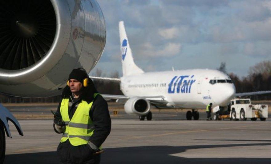 """""""Utair"""" lėktuvas"""