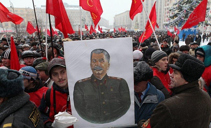 Nemaža dalis rusų vis dar idealizuoja Josifą Staliną ir jo režimą.