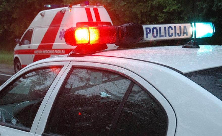 Policija, greitoji pagalba