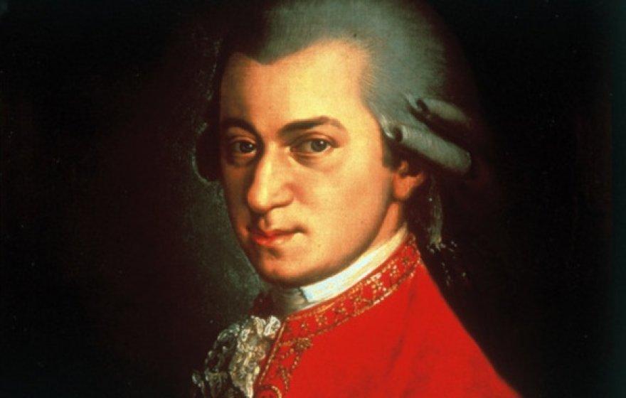 Wolfgangas Amadeusas Mozartas