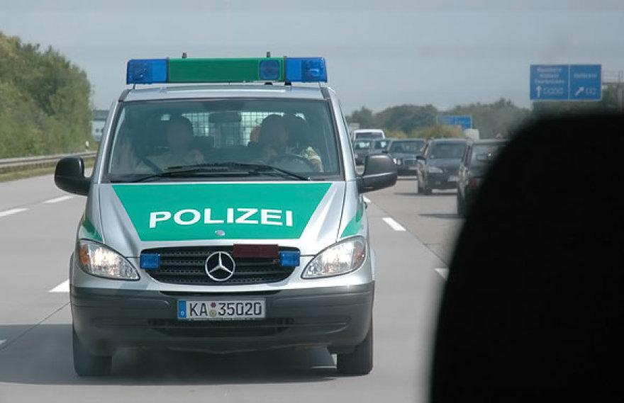 Vokietijos policija