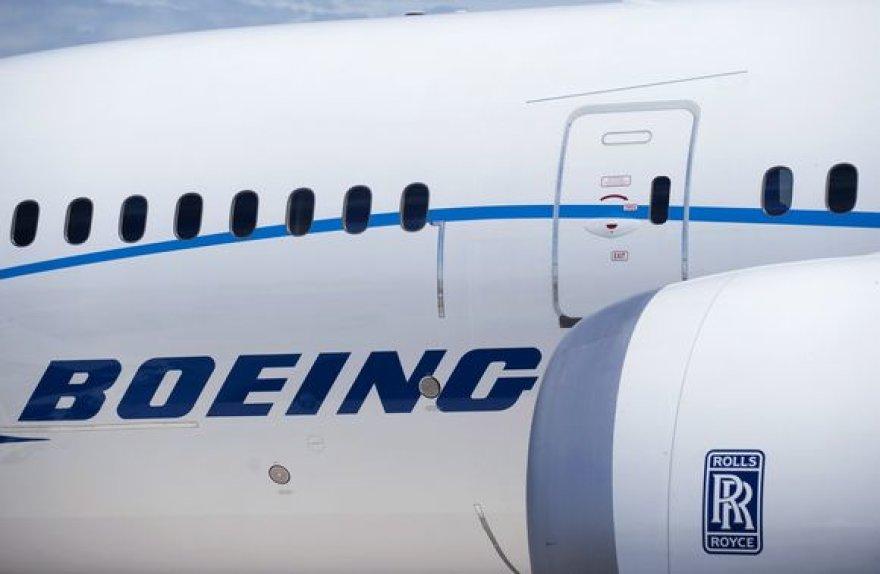 """Boeing"" lėktuvas"