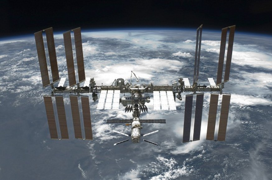 Tarptautinė kosminė stotis