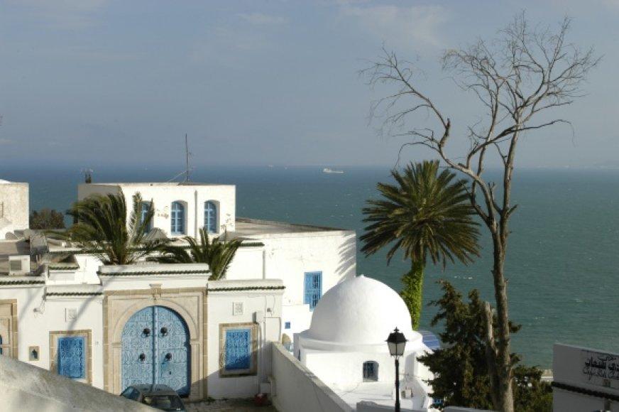 Prabangusis Sidi Bou Saidas
