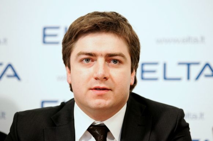 LR Užsienio reikalų ministerijos sekretorius Laimonas Talat-Kelpša paskirtas spec. pasiuntiniu Gruzijoje
