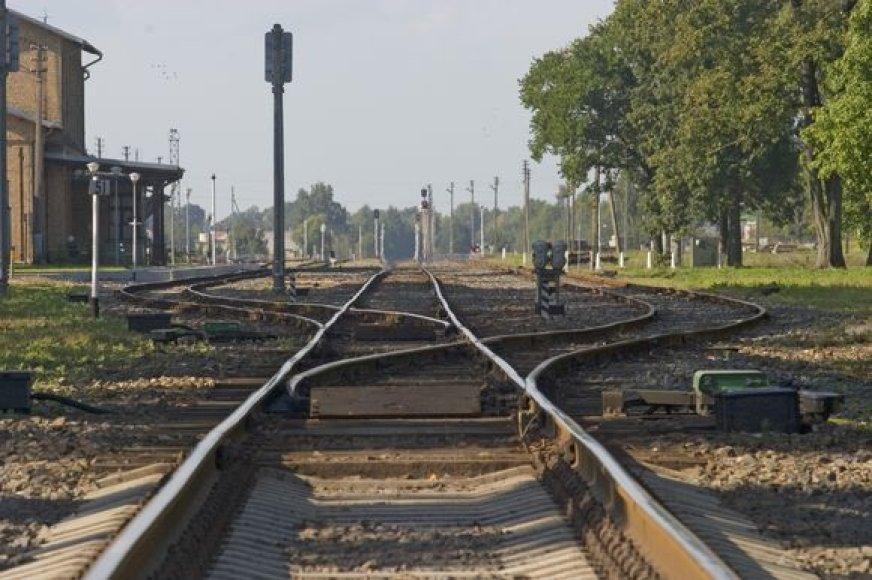 Geležinkeliai